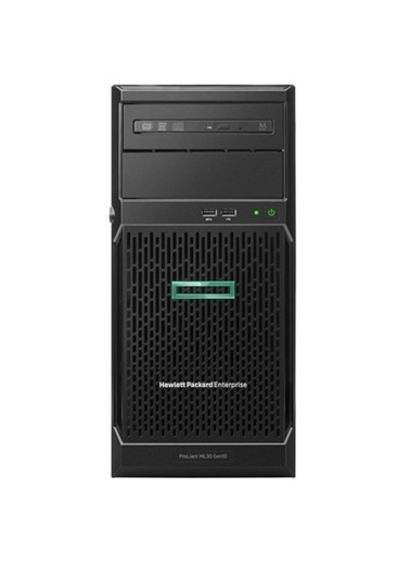 HP Hpe Srv P16926-421 Ml30 Gen10 E-2224 1P 8 Gb-U S100İ 4 Lff-N350 W Ps Sunucu Renkli